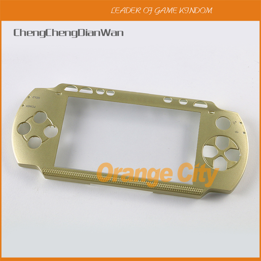 20pcs lot Top upper Front Faceplate Shell Case Cover Replacement For PSP 1000 1001 Fat Face