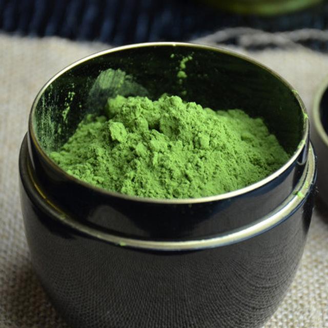Promotion 250g TopGrade Matcha Green Tea Powder 100% Natural Organic slimming tea reduce weight loss food Green tea Freeshipping