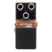 Valeton Octave Guitar Effect Pedal Stompbox Model Stompbox OC 10