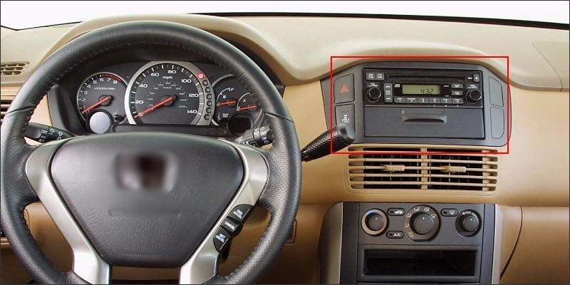 Flash Deal Liislee For Honda Pilot 2003~2008 Car Radio CD DVD Player GPS NAVI Navigation Audio Video Stereo HD Screen Android S160 System 3