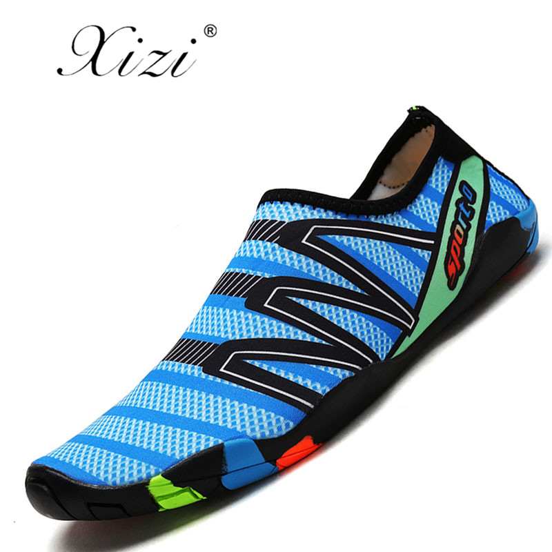 Xizi Adult Unisex Water Shoes Outdoor Swimming Soft Cushion Beach Shoes Seaside Diving Elastic Shoes Walking Lover yoga Shoes