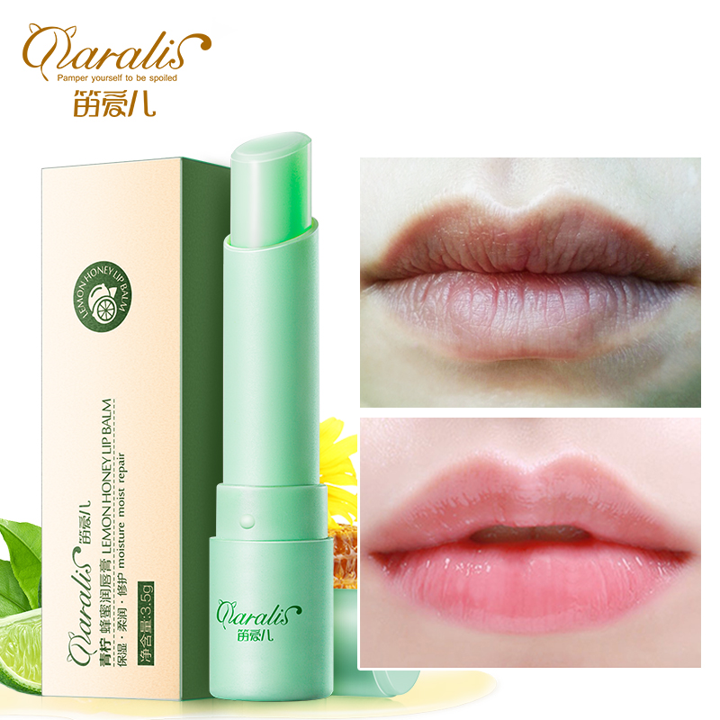 3.5 גרם סיד תמצית לחות שפתון תינוק Chapstick אנטי הזדקנות טבעי לחות מזין תיקון קמטים עבור שפתי