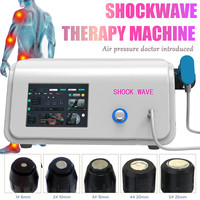 NEW High Quality Touch Control To Treat ED Portable Shock Wave Physiotherapy Equipment Shockwave Therapy Pain Relief Machine