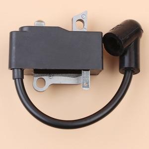 Image 2 - Módulo de bobina de ignição, peças magneto fit husqvarna 435 440 440e 445 450 450e jonsered 2245 2250 2240