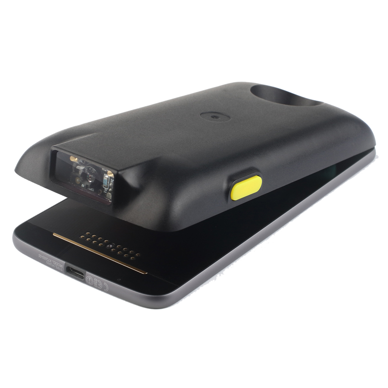 Hot Sale Generalscan Gs Mt6500-se 2d Imager Android Enterprise Sled Mobile Barcode Scanner without Phone Only Sled Scanners