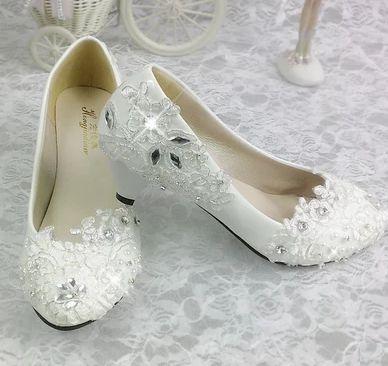 silver bridal shoes low heel