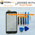 DOOGEE X6 Pro Touch Screen 100% Original  Panel Digitizer Replacement Touch Screen For DOOGEE X6 Pro Phone Free Shipping