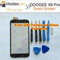 Doogee x6 pro pantalla táctil de 100% pantalla táctil de reemplazo del panel digitalizador original para doogee x6 pro teléfono envío gratis