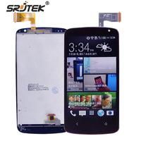 Srjtek Screen For HTC Desire 500 LCD Display Digitizer Touch Screen Glass Panel LCD Display Assembly