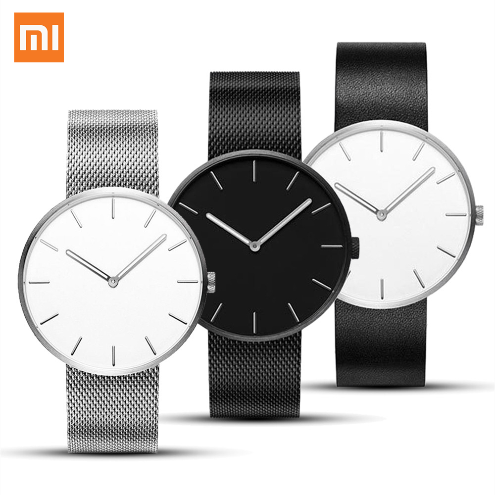 Xiaomi Mijia TwentySeventeen Analog Quartz Watch 39mm Dial Luminous Hands 3ATM Water Resistant Fashion Elegant Men Women Luxury|Smart Watches|   - AliExpress