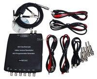 Free Shipping Hantek 8CH PC USB Digital Storage Automotive Diagnostic Oscilloscope Hantek 1008C