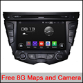 Quad Core 16G HD 1024x600 Android 4.4 Car DVD Player For Hyundai Veloster with GPS,WIFI,SWC,Radio,navigation,Vedio,Bluetooth,map