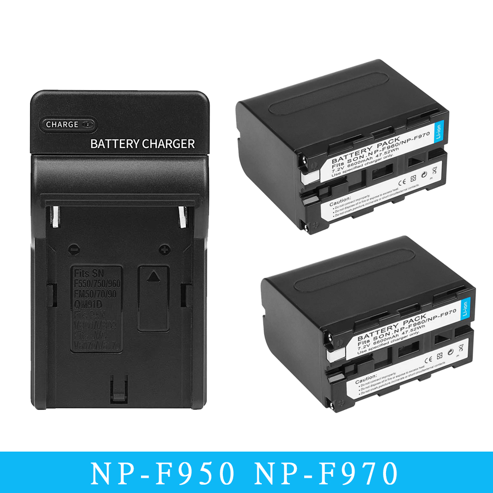 RuigPro-NP-F960-NP-F970-NP-F960-F970-F950-Battery-For-Sony-PLM-100-CCD-TRV35