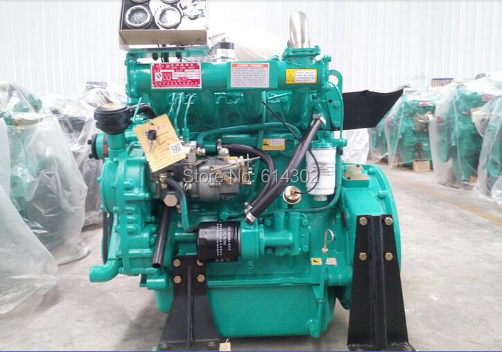 weifang Ricardo 56Kw diesel engine R4105ZD for 50kw generator set/R4105ZD diesel engine недорго, оригинальная цена
