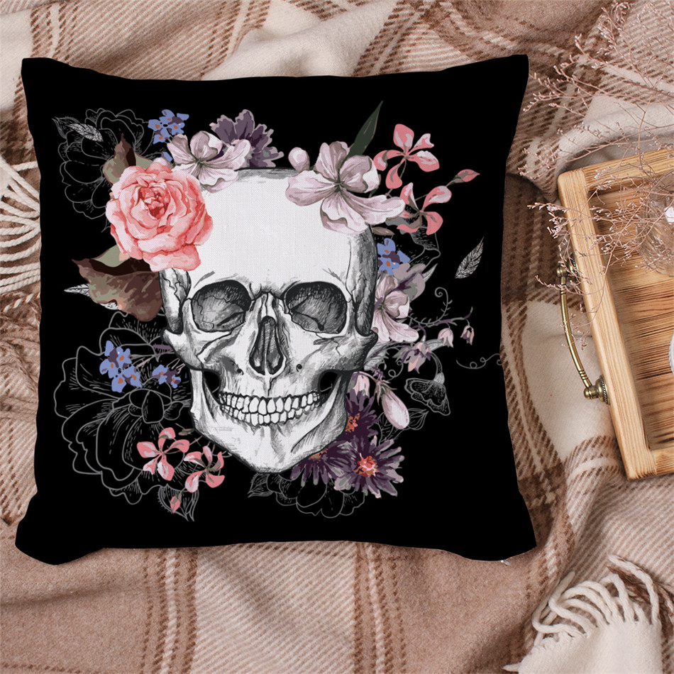 Enjoyable Buy Pink Skull Car Seat Covers And Get Free Shipping On Evergreenethics Interior Chair Design Evergreenethicsorg