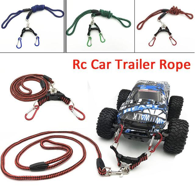 LeadingStar Rc Car Trailer Rope for for Hpi Baja 5B 5T SS 5SC LOSI 5IVE-T DBXL REDCAT Traxxas RC Car