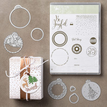7PCS Merry Tags Metal Cutting Dies Stamp Stencil For DIY Scrapbooking Photo Album Embossing Decorative Craft