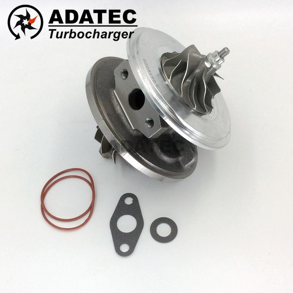 Garrett Turbocharger core cartridge GT1749V 750431-5013S 750431-5012S 750431 turbine chra for BMW 320 d ( E46) 150 HP M47TU цена