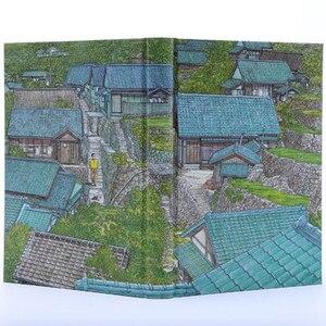 Image 5 - كتاب هزلي ياباني مضاد للضغوط كتب كرتونية للصور دعنا نمشي بواسطة تانيجوشي لانج