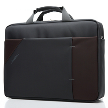XSKN 15 inch Business Laptop Briefcase Bag Shockproof Notebook Handbag Case Computer Messenger Accessory Shoulder Bag