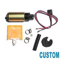 Custom New High Performance Electric Intank Fuel Pump W Installation Kit E3305 For Car Mercury Lincoln
