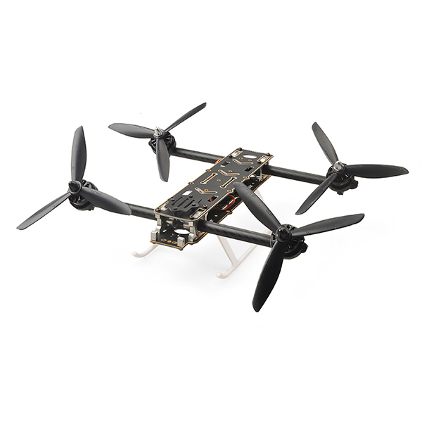 HMF SL300 300mm Tilt Rotor FPV Racing Quadcopter Frame Kit w/ PCB Board & Landing Gear цена