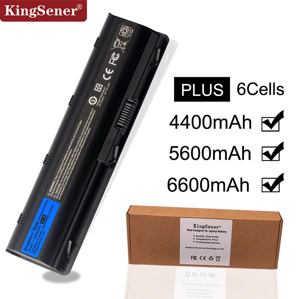 KingSener Korea Cell New MU06 Battery For HP 430 431 435 630 631 635 636 650 655 CQ32 CQ62 G32 G42 G72 G56 G62 G7 DM4 593553-001
