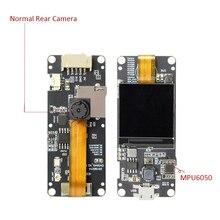 TTGO T كاميرا زائد ESP32 DOWDQ6 8MB SPRAM كاميرا وحدة OV2640 1.3 بوصة عرض كاميرا خلفية