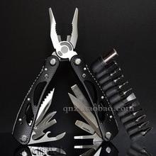 Multifunktionale zangen Messer tools special outdoor-ausrüstung bord hand messer clamp tragbare kombination zange messer