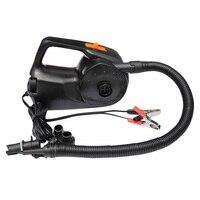 12 В 100 Вт автомобильный перезаряжаемый насос электрический насос для надувания Для Каяка лодки подушки воздуха мяч