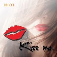 Kiss me 3D creative acrylic lipstick sexy stereo decorative wall stickers