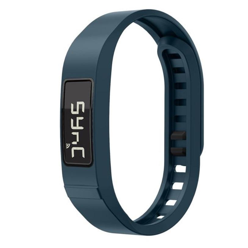 Replacement TPU Wrist Band For Garmin vivofit 2 Smart Wristband Watch Ma22 garmin vivofit 2 hrm