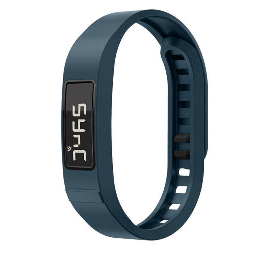 цена на Replacement TPU Wrist Band For Garmin vivofit 2 Smart Wristband Watch Ma22