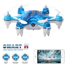 Smart-H WiFi FPV RC Drone CX-37 With 2MP Camera Phone Control Real Time Transmission 3D Flip Helicopter altitude hold mode gift