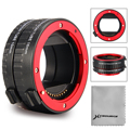 Macro Extension Tube for Sony E-Mount Full Frame Camera NEX-7 A7 A7S A7R DC612