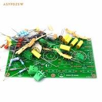 E834 HIFI RIAA MM Tube Phono Amplifier Kit Stereo Turntable Preamplifier DIY Kit Base On EAR834