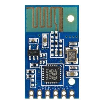 2.4g беспроводное устройство последовательный прозрачный трансивер модуль совместим с 3,3 В/5 В для Arduino Встроенная антенна PCB/UART ttl последовате...