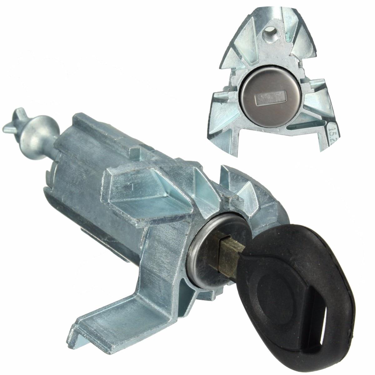 For BMW X5 E53 51217035421 Left Driver Door Lock Assembly Key Cylinder Barrel Repair Kit
