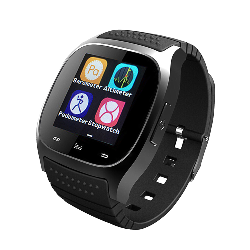 Original Relogio Inteligente Android Bluetooth Smart Watch Phone Waterproof font b Smartwatch b font Pedometer Sleep