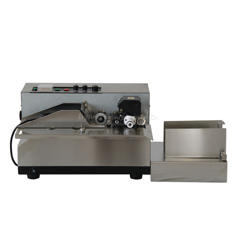 все цены на  MY380 automatic  ink roller coding machine marking machine no tax to RU  онлайн