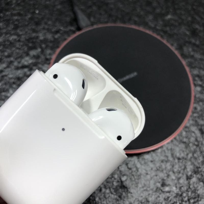 Air 2 Earphones I80 TWS Bluetooth Earbuds Wireless Headset W1 Chip Pop Up 1:1 Size Vs I20 I30 I60 Earphone