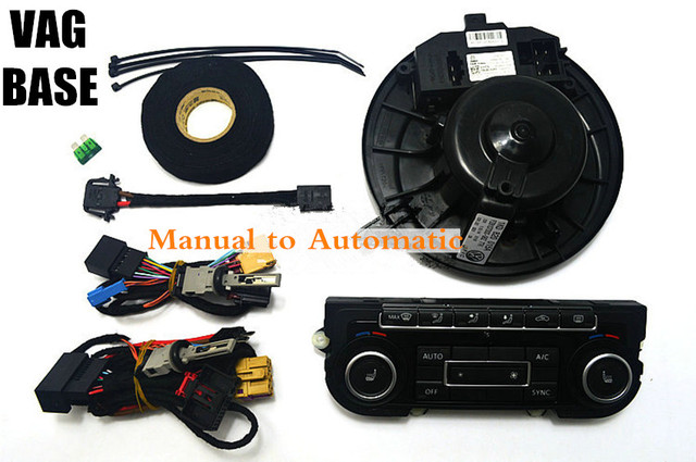 manual air conditioner upgrade to automatic air conditioner kit for rh aliexpress com Mobile Auto Air Conditioners Portable Bonaire Air Conditioner