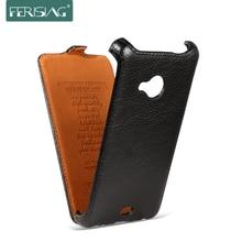 For Nokia lumia 535 case flip leather Cover for Microsoft Lumia 535 Lichee phone
