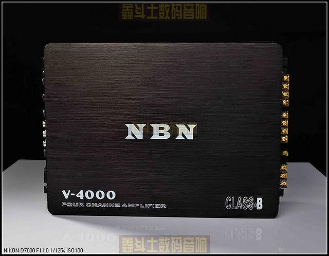 nbn v 4000 car subwoofer amplifier 4 channel 12v power amplifier car rh aliexpress com Dual Coil Subwoofer Wiring Diagram Home Subwoofer Wiring Diagrams
