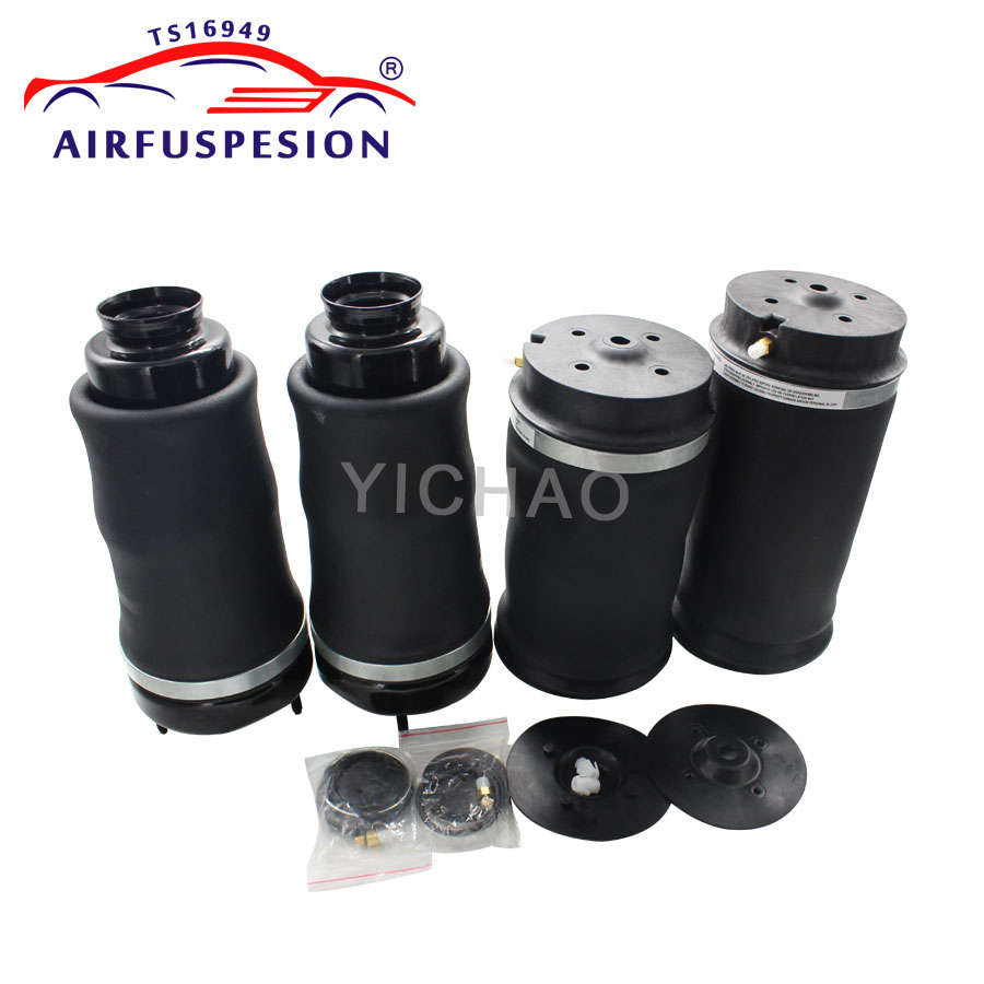 For Mercedes W164 X164 Front Rear ML GL Glass Air Suspension Spring bag 1643205913 1643206013 1643200625