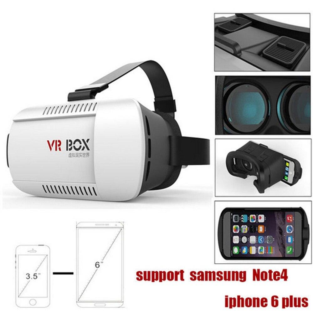 3d Realidad Virtual Gafas Vr Box Head Montaje En Google 3d Juegos