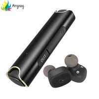 S2 New TWS Wireless Waterproof Bluetooth Earphone In Ear Sport Headset Magnetic Charging Box Hi Fi