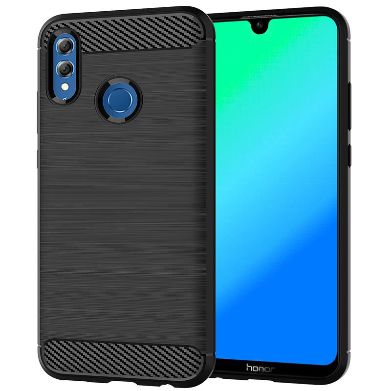 Image 3 - For Huawei P Smart 2019 Case Silicone Soft TPU Phone Case Cover For Huawei P Smart 2019 POT LX3 POT LX1 PSmart Back Cover 6.21-in Fitted Cases from Cellphones & Telecommunications