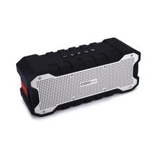 2017 Портативный двойной 5 Вт драйверы Bluetooth 4.0 Динамик музыкальный плеер открытый Водонепроницаемый