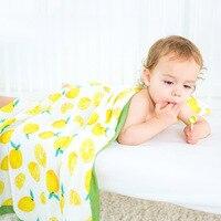Home Bathroom Towel for Newborn Infant Baby Swaddle Bamboo Fiber Blanket Muslin Wrap Toddlers Bath Wrap Beach Towels